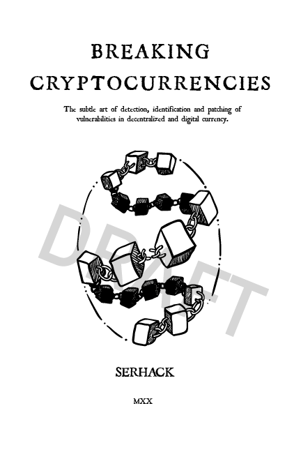 Breaking Cryptocurrencies cover